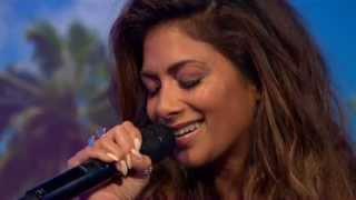 Nicole Scherzinger Your Love BBC The One Show 2014