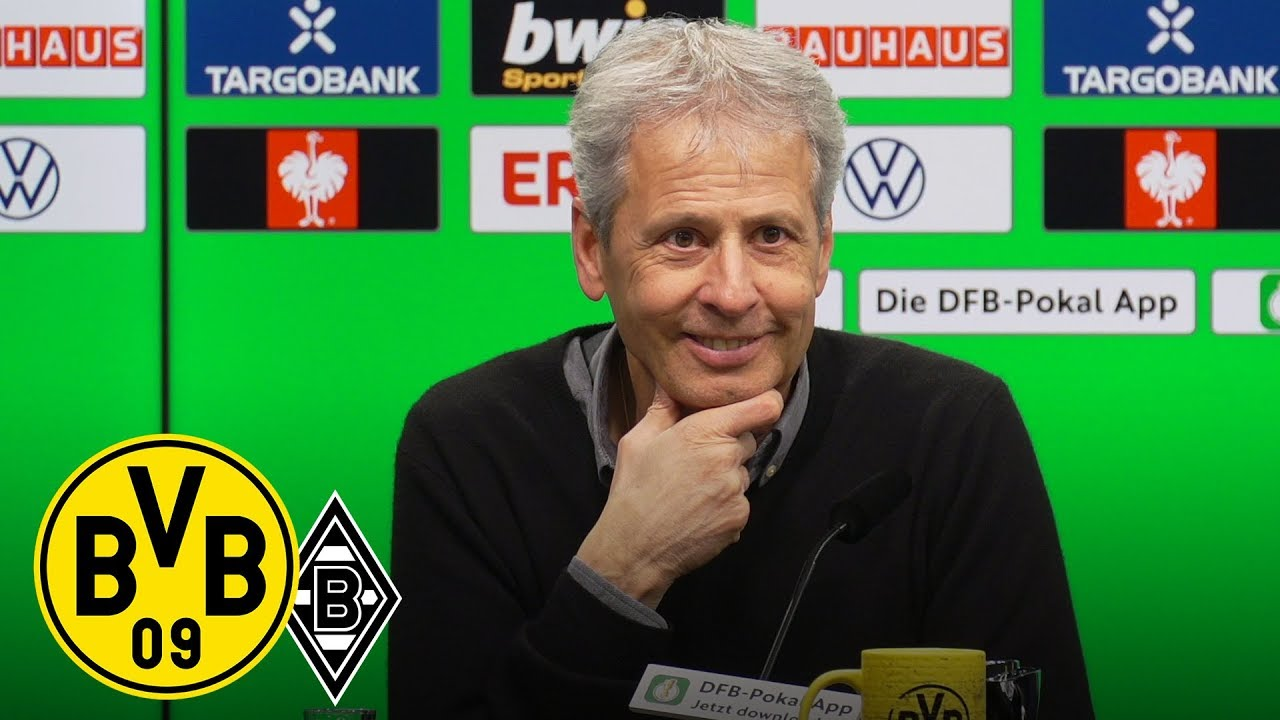 Pressekonferenz nach BVB - Borussia Mönchengladbach | 2:1