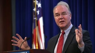 Trump's HHS pick hates Obamacare