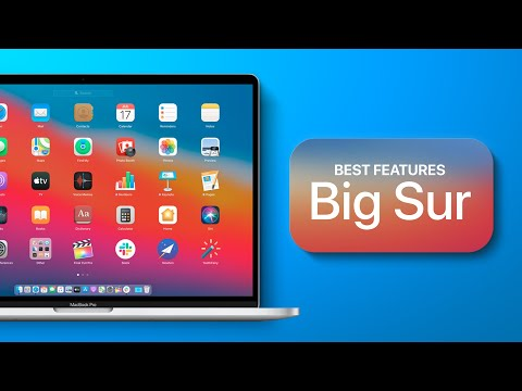 11 Best macOS 11 Big Sur Features You NEED to Know!