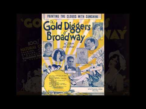 THE GOLD DIGGERS OF BROADWAY - Alfredo Gill & His Band