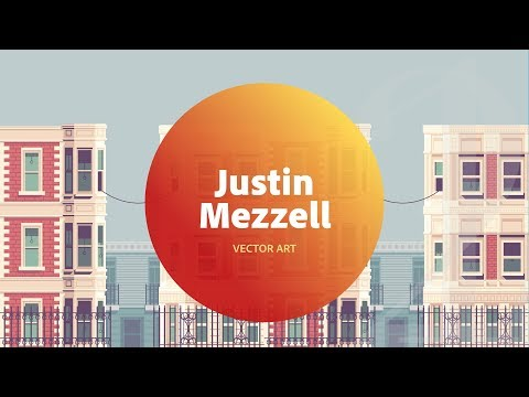 Live Vector Art with Justin Mezzell  2 of 3