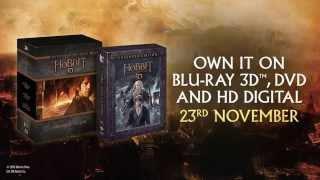 THE HOBBIT 3: Extended Edition (Official Batttle Movie Clip) **RATED R**