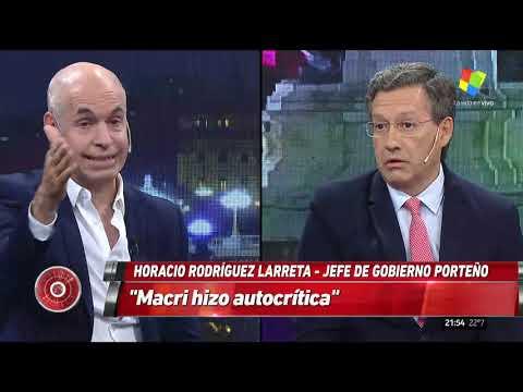 Rodríguez Larreta: La inflación es un problema difícil de resolver