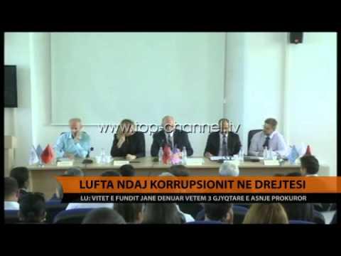 Donald Lu: Në gjyqësorin shqiptar, raste shokuese korrupsioni - Top Channel Albania - News - Lajme