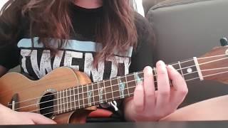 twenty one pilots - jumpsuit (ukulele cover)
