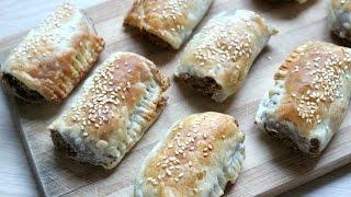 Vegan Sausage Rolls || Easy, Quick and Tasty