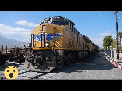 Mustahil Dihitung, Video Kereta Api Terpanjang Di Dunia