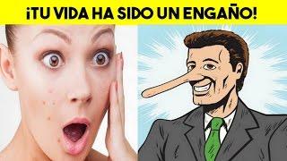 7 Grandes Mentiras Que Aún Sigues Creyendo | Confucio Top