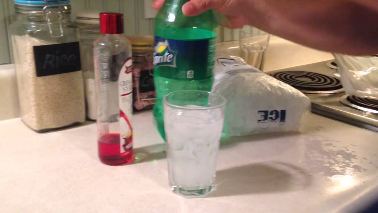 How to make a shirley temple kids drink non alcoholic for How to make non alcoholic drinks
