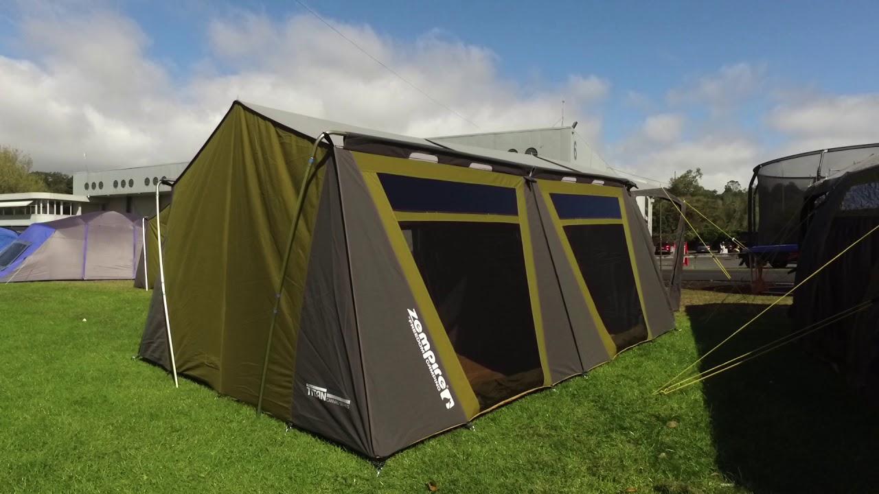 quality design b401d d19f0 Zempire 2016 Sheraton Canvas Tent