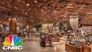 CNBC Tours Starbucks' Massive New Shanghai 'Coffee Wonderland' | CNBC