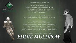 ProFiles with Jason Patterson - Eddie Muldrow