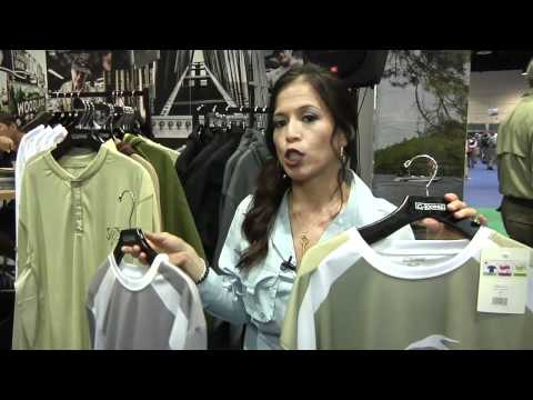New G. Loomis Apparel With Rhoda Shaver ICAST 2012
