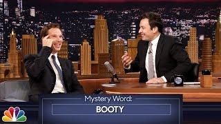 Jimmy and Benedict Cumberbatch take turns telling stories three words at a time to get each other to guess a mystery word. Subscribe NOW to The Tonight ...