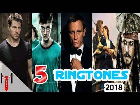 Top 5 Hollywood Movies Ringtones n 2018 | 2018 Best Movies Ringtones | MrYoYoTech
