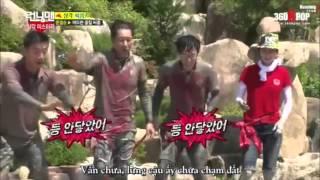 Running man ep 209 (cut) - Vietsub KwangSoo and JongKook
