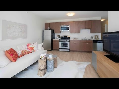 Tour a convertible apartment at Coast at Lakeshore East