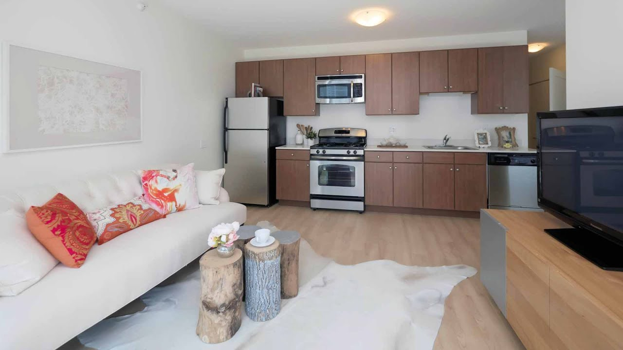 Tour A Convertible Apartment At Coast Lakes East