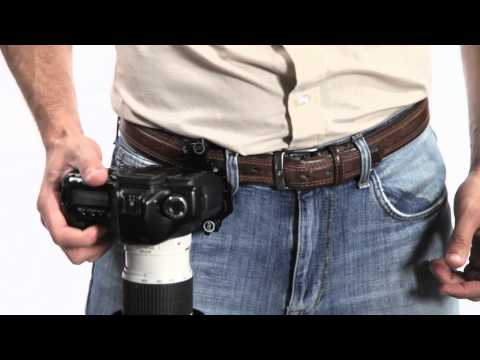 Tips for wearing Capture on your belt - Capture Camera Clip by Peak Design