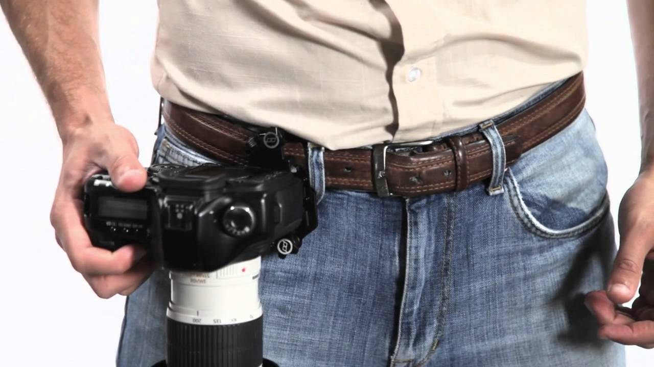Tips For Wearing Capture On Your Belt Capture Camera
