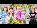 $500 DOLLSKILL CLOTHING HAUL & TRY ON!!! CURRENT MOOD & RAVE CLOTHING REVIEW (2018)