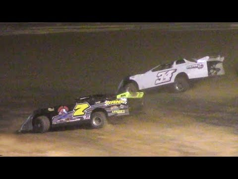 FASTRAK Crate Late Model Feature | Tyler County Speedway | 6-30-18