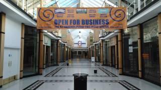 Dead Malls - Wellington Centre/The Galleries in Aldershot, UK