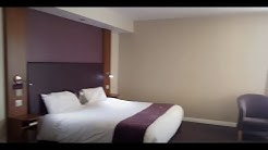 Premier Inn Hotel: tour inside Coventry City Centre Assisted Ensuite Room