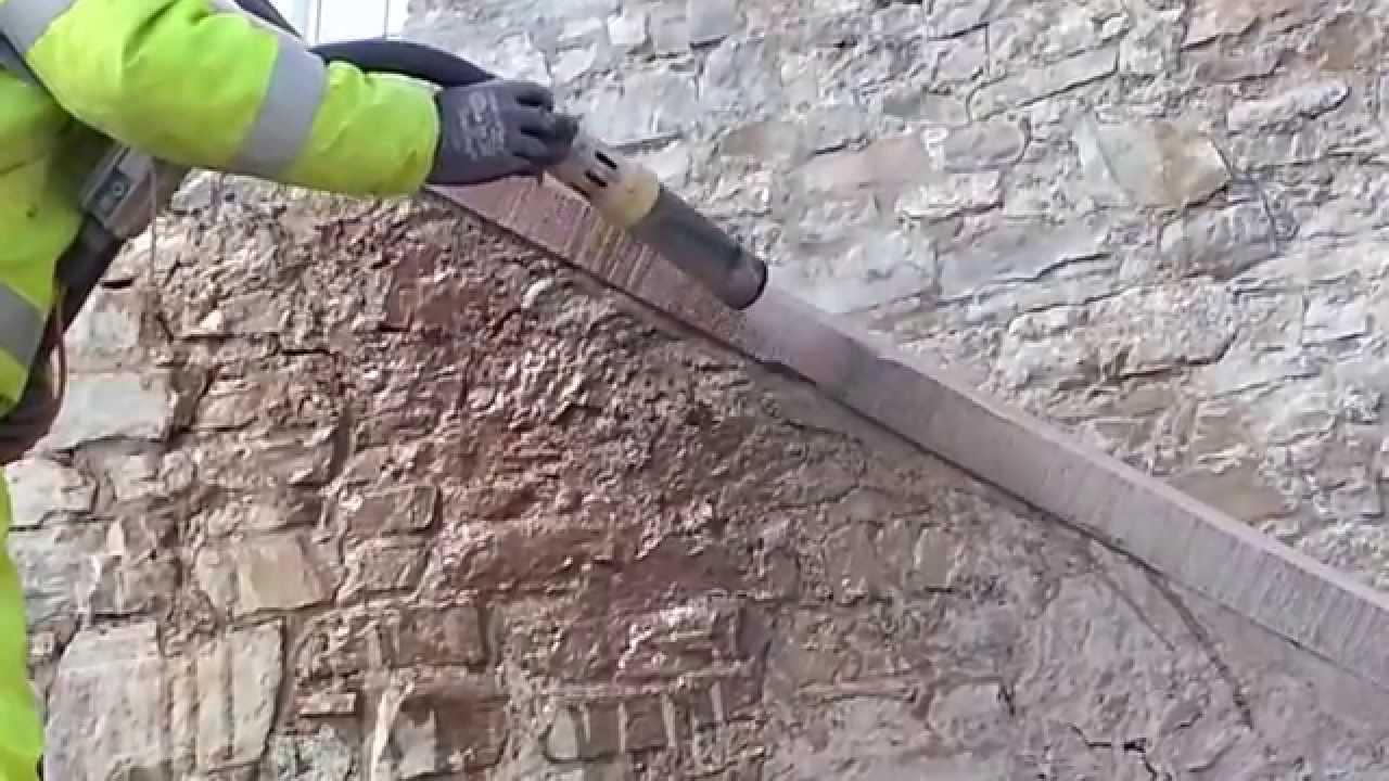 Sandstein Reinigen f s t feuchtsandstrahltechnik historisches mauerwerk reinigen