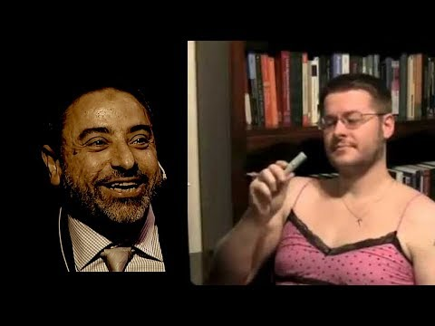 Responding to Wood's Islamicize Me video about adult's breastfeeding | Fadel Soliman