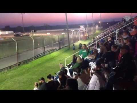 Factory Stock Heat Superbowl Speedway 3-18-17