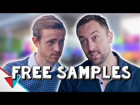 How To Get Free Samples Online! from YouTube · Duration:  8 minutes