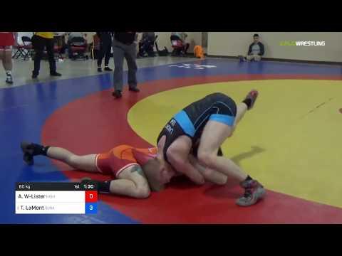 2018 U.S. Open Senior Greco Highlight