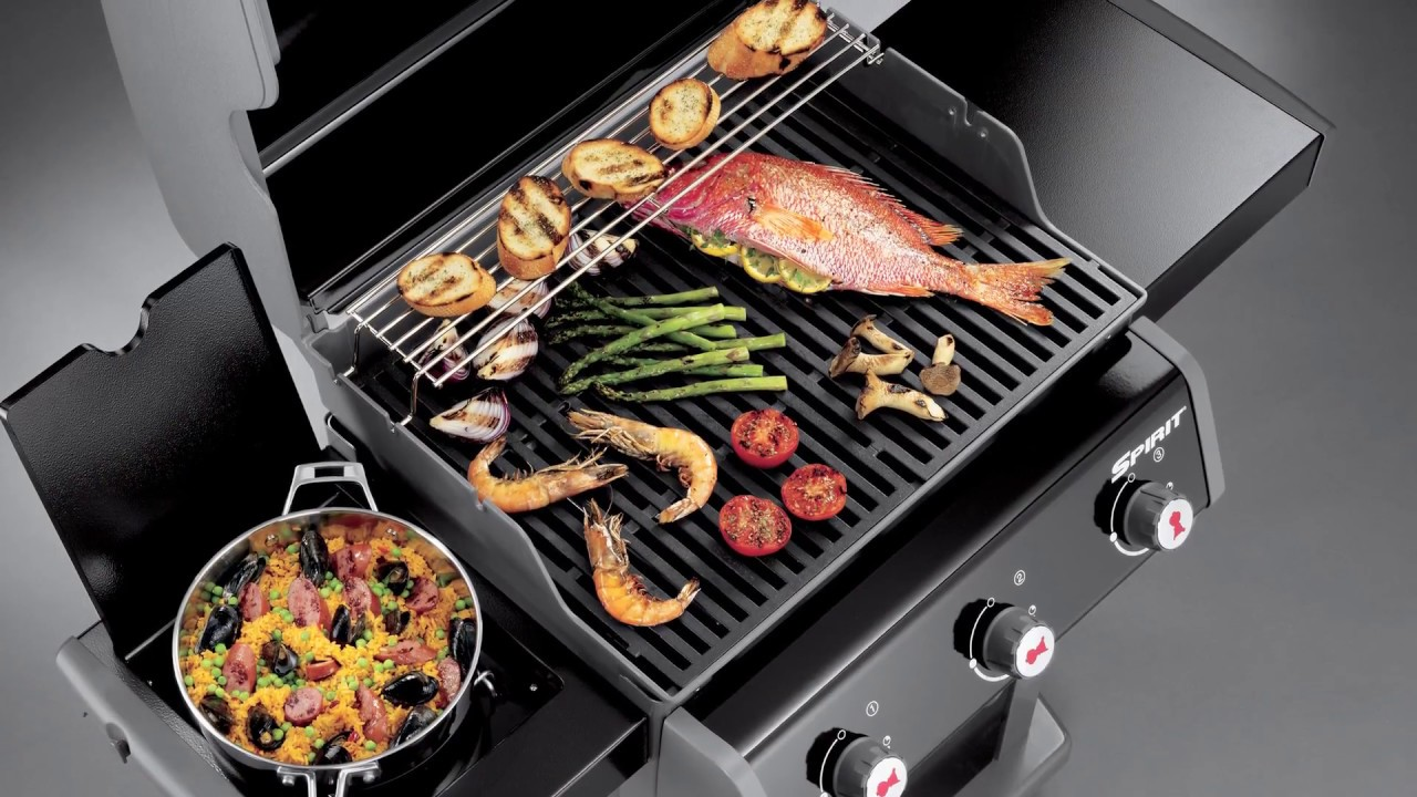 weber spirit e320 gbs uitleg video productvideo review barbecueshop en tom coronel youtube. Black Bedroom Furniture Sets. Home Design Ideas