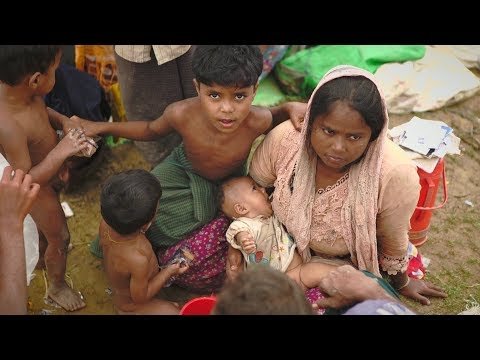 NGOs scale up humanitarian aid for Rohingya refugees - Aid Zone