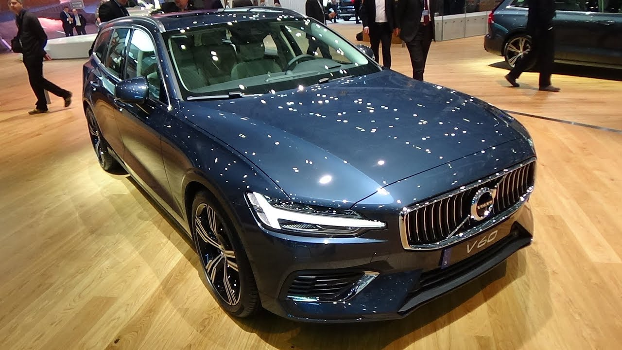 Volvo spices up the wagon with the completely redesigned