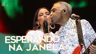 Gilberto Gil convida: Anitta - Esperando na Janela | Festival Combina MPB