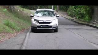 Motor Test - Honda CR-V 2018