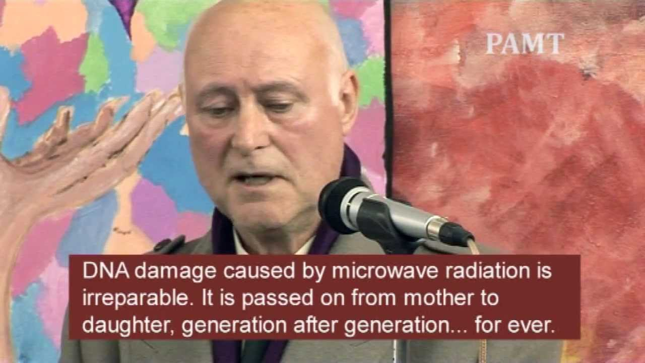 Barrie Trower (Clip 1 of 14) - Irreparable DNA Damage from Non ...