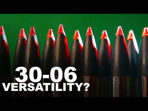 Is 30-06 Really as Versatile as They Claim?