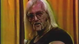 Terry Boulder Promo vs Ron Bass (CWA 7-21-79) Classic Memphis Wrestling