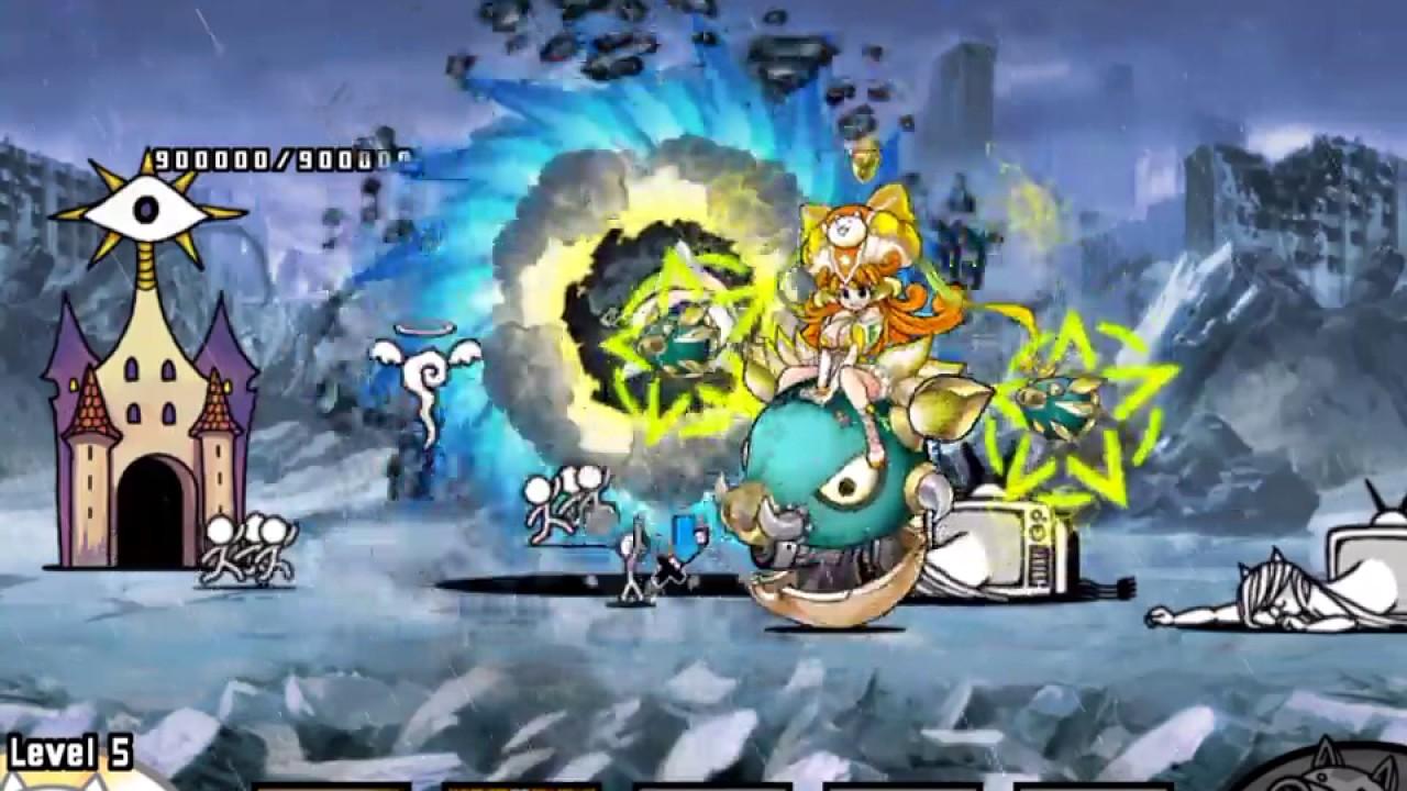 Battle Cats Seashore Kai