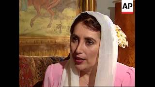 Benazir Bhutto, a look at the latest legal developments
