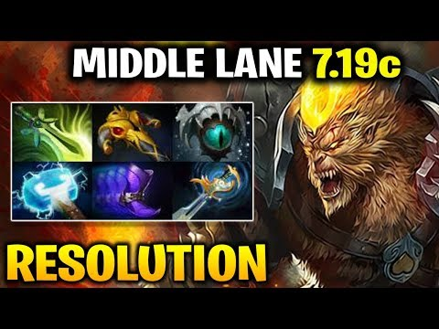 Resolution Dota 2 Monkey King - Fast Item Build in 30 Minutes thumbnail