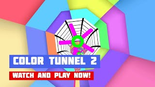 Color Tunnel 2 · Game · Gameplay