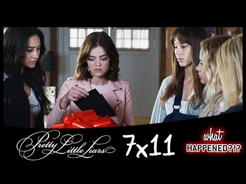 PRETTY LITTLE LIARS 7x11 Recap: Who Is Spencer's Mom? 7x12 Promo | What Happened?!?
