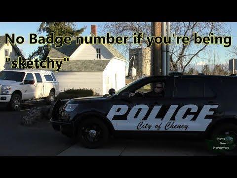 Cheney Police Department - 1st Amendment Audit