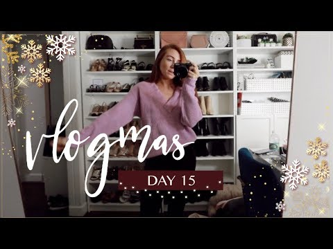 TRYING ON ALL MY CHRISTMAS CLOTHES | Zara, River Island Haul & More!  Vlogmas 2018 Day 15