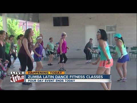 Free Zumba classes every Sunday